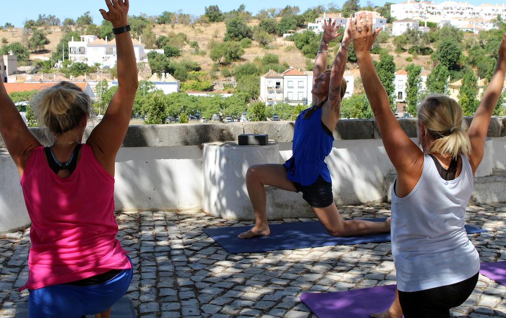 Pilamaya Yoga Class Tavira