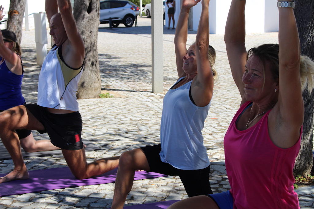Pilamaya Yoga Class Shaura Hall Tavira Algarve